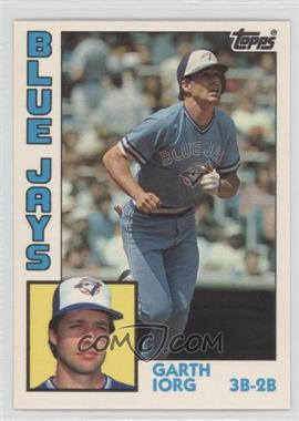1984 Topps - [Base] - Box Set Collector's Edition (Tiffany) #39 - Garth Iorg