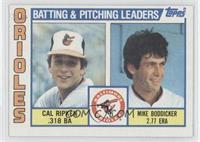 Cal Ripken Jr., Mike Boddicker