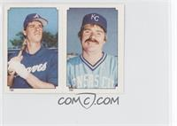 Dan Quisenberry, Dale Murphy