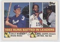 Cecil Cooper, Jim Rice