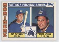 Pat Putnam, Matt Young