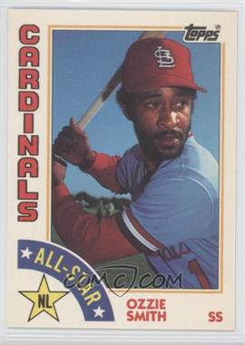 1984 Topps Box Set Collector's Edition (Tiffany) #389 - Ozzie Smith