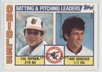 Cal Ripken Jr., Mike Boddicker