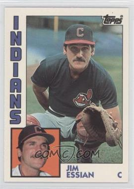 1984 Topps Box Set Collector's Edition (Tiffany) #737 - Jim Essian