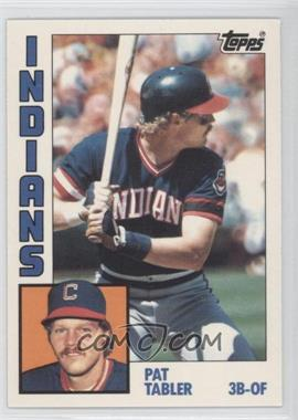1984 Topps Factory Set [Base] Collector's Edition (Tiffany) #329 - Pat Tabler