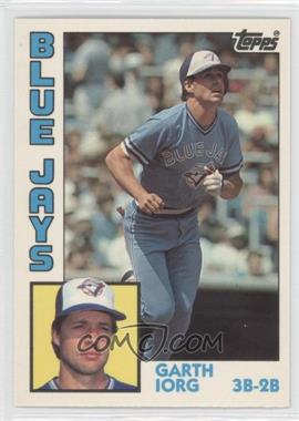 1984 Topps Factory Set [Base] Collector's Edition (Tiffany) #39 - Garth Iorg