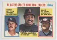 Graig Nettles, Reggie Jackson, Greg Luzinski