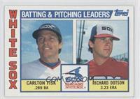 Carlton Fisk, Richard Dotson
