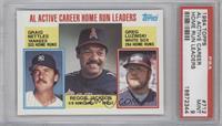 AL Active Career Home Run Leaders (Graig Nettles, Reggie Jackson, Greg Luzinski…