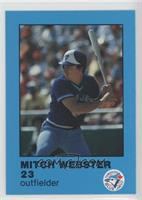 Mitch Webster