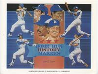 Home Run History Makers (Dusty Baker, Reggie Smith, Ron Cey, Steve Garvey)