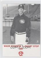 Wade Rowdon