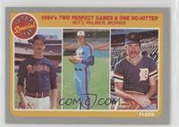 1984's Two Perfect Games & One No-Hitter
