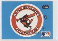 Baltimore Orioles (Logo)
