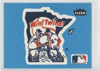 Minnesota Twins (Logo)