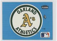 Oakland Athletics (Logo)