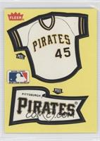 Pittsburgh Pirates (Jersey/Pennant)