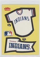 Cleveland Indians (Jersey/Pennant)
