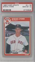 Steve Lyons [PSA10]