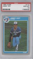 Jimmy Key [PSA 10]