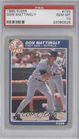 Don Mattingly [PSA 10]