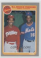Juan Samuel, Dwight Gooden