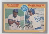 Billy Hatcher, Shawon Dunston