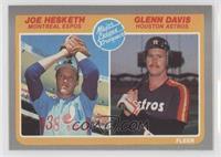 Joe Hesketh, Glenn Davis
