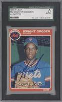 Dwight Gooden [SGC AUTHENTIC AUTO]