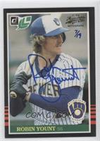 Robin Yount /19