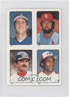 Tony Armas, Tim Raines, Dale Murphy, Bruce Sutter