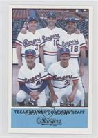 Coaches (Wayne Terwilliger, Tom House, Rich Donnelly, Art Howe, Glenn Ezell)
