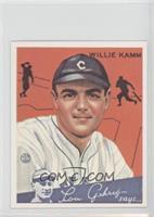 Willie Kamm
