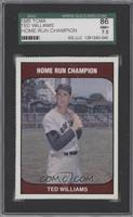 Ted Williams [SGC 86]