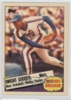Record Breaker - Dwight Gooden
