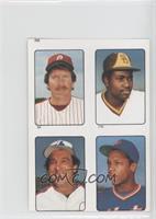 Tony Gwynn, Gary Carter, Dwight Gooden, Mike Schmidt
