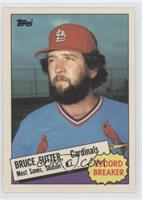 Record Breaker - Bruce Sutter