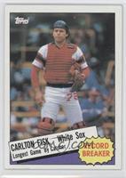 Record Breaker - Carlton Fisk