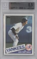 Don Mattingly [BGS 8.5]