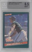 Jose Canseco [BGS 8.5]