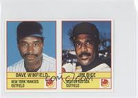 Dave Winfield, Jim Rice
