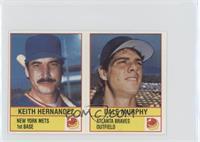 Keith Hernandez, Dale Murphy