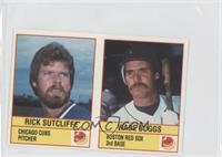 Wade Boggs, Rick Sutcliffe
