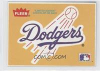 Checklist - Los Angeles Dodgers Logo