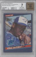 Fred McGriff /19 [BGS 7]