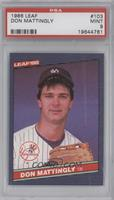 Don Mattingly [PSA 9]