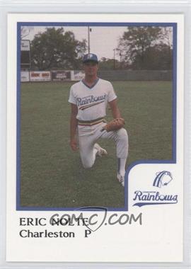 1986 ProCards Charleston Rainbows - [Base] #ERNO - Eric Nolte