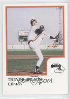 Trevor Wilson