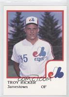 Troy Ricker