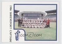 Shreveport Captains Team